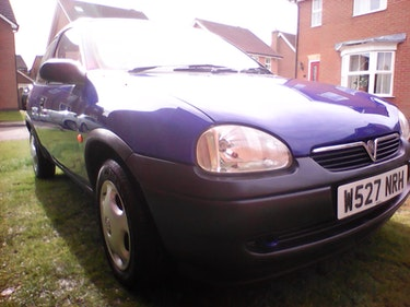 Picture of 2000 Classic vauxhall corsa genuine 25kmiles For Sale