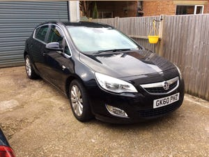 2010 Vauxhall Astra For Sale (picture 1 of 1)