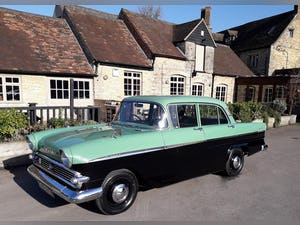 1961 Vauxhall Victor Facelift F type. For Sale (picture 1 of 10)