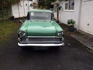 1961 Vauxhall Victor Facelift F type. For Sale (picture 8 of 10)