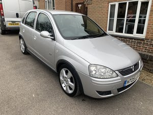 2005 Vauxhall corsa sri 1.4 16v only 35000 miles For Sale (picture 3 of 10)