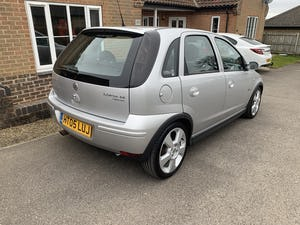 2005 Vauxhall corsa sri 1.4 16v only 35000 miles For Sale (picture 4 of 10)