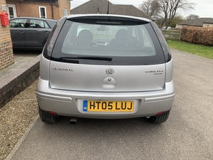 2005 Vauxhall corsa sri 1.4 16v only 35000 miles For Sale (picture 5 of 10)