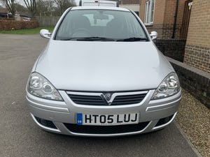 2005 Vauxhall corsa sri 1.4 16v only 35000 miles For Sale (picture 8 of 10)