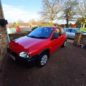 Picture of 1993 first model year Corsa with just 15k miles For Sale