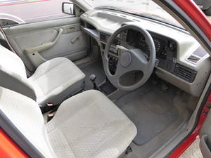 1990 low milage 1.3 Vauxhall Astra Merit For Sale (picture 4 of 6)
