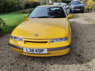 Picture of 1993 Vauxhall Calibra 16v L38KDP For Sale