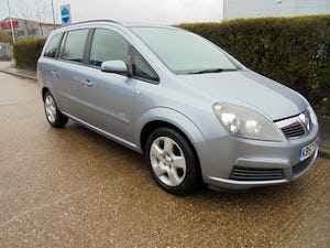 2007 Vauxhall club 1.6 petrol 7 seater manual For Sale (picture 4 of 12)
