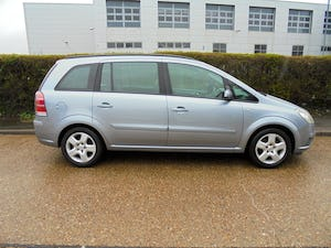 2007 Vauxhall club 1.6 petrol 7 seater manual For Sale (picture 5 of 12)