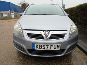 2007 Vauxhall club 1.6 petrol 7 seater manual For Sale (picture 7 of 12)