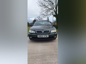 2003 Vauxhall omega 3.2v6 For Sale (picture 2 of 8)