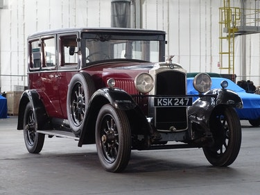 Picture of 1929 Vauxhall R-Type 20/60 For Sale by Auction