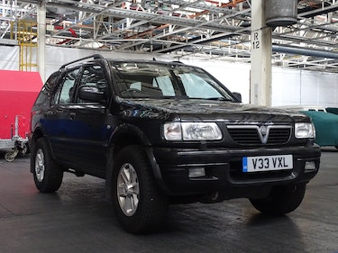 Picture of 2004 Vauxhall Frontera B For Sale by Auction