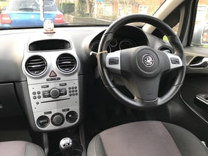 2007 Vauxhall, CORSA, Silver, Hatchback, Manual, 1.2L Petro For Sale (picture 10 of 12)