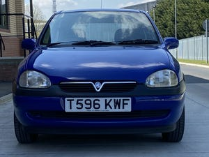 1999 Corsa Club 1.0 12V, 39k, One owner, FSH For Sale (picture 9 of 9)