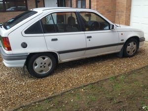 1990 Vauxhall Astra CD 1.8  auto For Sale (picture 1 of 12)