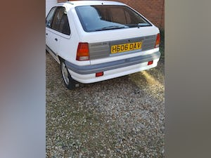 1990 Vauxhall Astra CD 1.8  auto For Sale (picture 4 of 12)