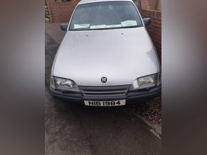 1989 Vauxhall Carlton Collector's Car For Sale (picture 2 of 6)