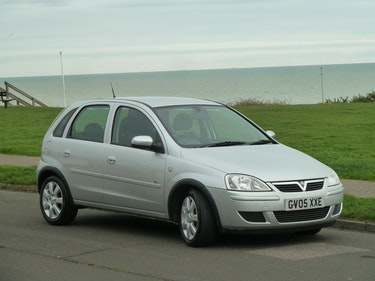 Picture of 2005 VAUXHALL CORSA C 1.3CDTi 16v BREEZE 5DR AC LOW MILEAGE LOVEL For Sale
