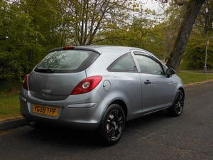 2009 Vauxhall Corsa 1.3 CDTi Active Ecoflex 3DR + £30 Tax For Sale (picture 3 of 12)