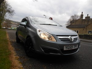 2009 Vauxhall Corsa 1.3 CDTi Active Ecoflex 3DR + £30 Tax For Sale (picture 12 of 12)