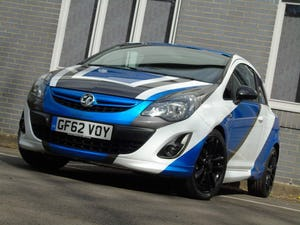 2012 Vauxhall Corsa 1.2 i 16v Limited Edition (a/c) For Sale (picture 2 of 18)
