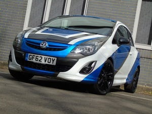 2012 Vauxhall Corsa 1.2 i 16v Limited Edition (a/c) For Sale (picture 17 of 18)