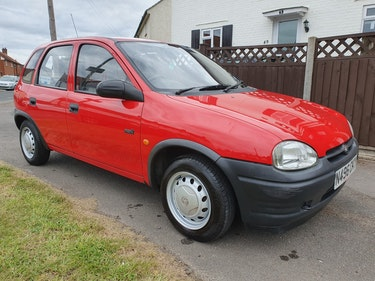 Picture of 1996 Vauxhall Corsa Merit 1.2 For Sale