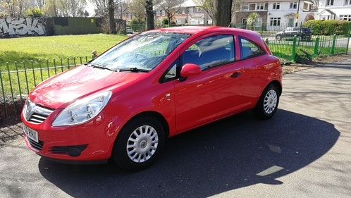 Picture of 2010 Vauxhall corsa 1l, only 69,000 miles & only £30 a year tax For Sale