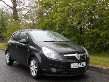 Picture of 2010 Vauxhall Corsa 1.2 SXI 5DR 85 (AC) 1 Former Keeper + FS For Sale