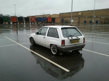 Picture of 1993 Vauxhall Nova C20 LET - White For Sale