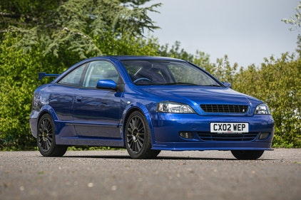 Picture of 2002 Vauxhall Astra '888 Edition' Turbo Coupe For Sale by Auction