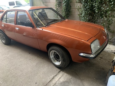 Picture of 1979 Cavalier Mk1 saloon 1.9 manta engine fitted For Sale