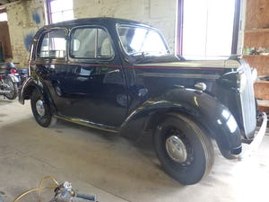 1939 Vauxhall 10 HP For Sale (picture 1 of 12)