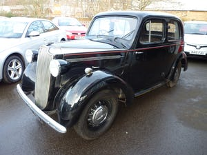 1939 Vauxhall 10 HP For Sale (picture 2 of 12)