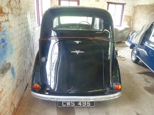 1939 Vauxhall 10 HP For Sale (picture 4 of 12)