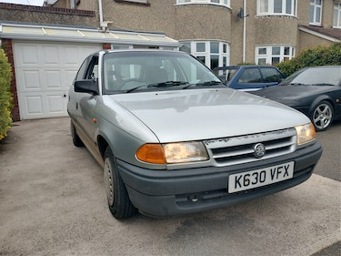 Picture of 1992 Vauxhall Astra F MOT Jan 2022 For Sale