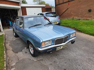 1974 Vauxhall victor 2300s For Sale (picture 1 of 11)
