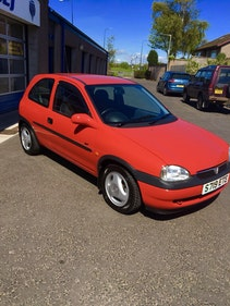 Picture of 1998 Vauxhall Corsa B 1.6 Sport 25,000 miles For Sale