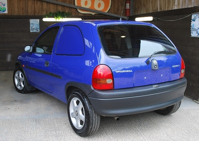 Picture of 2000/W Cosa B Van 1,7d  - 71,000 miles For Sale