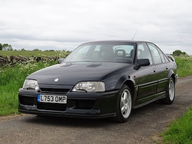 Picture of 1993 Vauxhall Lotus Carlton For Sale by Auction