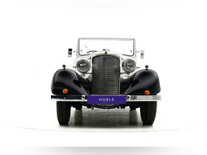 1937 Vauxhall 14/6 Tickford Drophead coupe For Sale by Auction (picture 6 of 12)