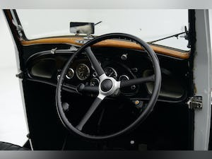 1937 Vauxhall 14/6 Tickford Drophead coupe For Sale by Auction (picture 7 of 12)