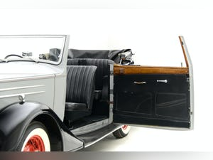 1937 Vauxhall 14/6 Tickford Drophead coupe For Sale by Auction (picture 10 of 12)