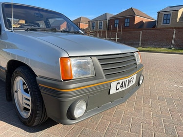 Picture of 1985 Vauxhall NOVA 1.3 SR For Sale