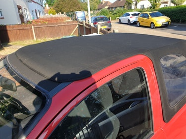 Picture of 1998 Corsa convertible For Sale