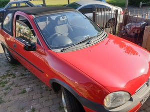 1998 Corsa convertible For Sale (picture 3 of 12)