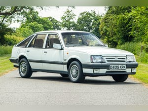 1986 Vauxhall Cavalier 2.0 CDI One Owner 26k miles For Sale by Auction (picture 1 of 14)
