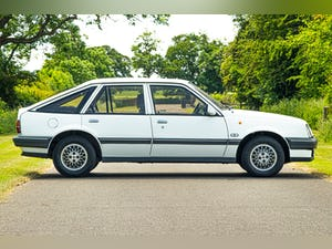 1986 Vauxhall Cavalier 2.0 CDI One Owner 26k miles For Sale by Auction (picture 2 of 14)
