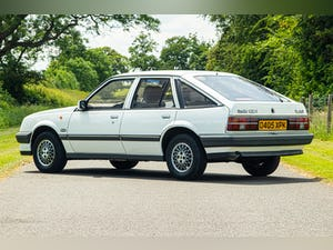 1986 Vauxhall Cavalier 2.0 CDI One Owner 26k miles For Sale by Auction (picture 3 of 14)